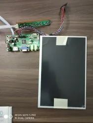 LCD Display for Ventilator