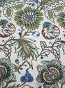 Exclusive Crewel Furnishing Fabric