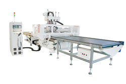 Panel Furniture Production Line