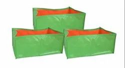 Terrace Gardening Grow Bag 24x12x12