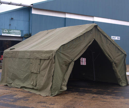 Military Canvas Tent & Military Canvas Tent Military Clothing u0026 Tactical Gears | Krishna ...