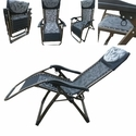 Folding Gravity Recliner Chair-Extra Wide-02CK
