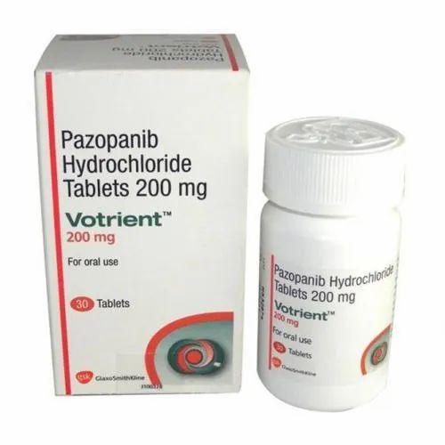 Resultado de imagen para pazopanib