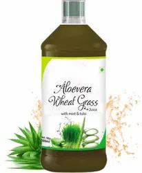 Aloevera Wheatgrass Juice
