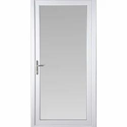 Full Glass UPVC Door