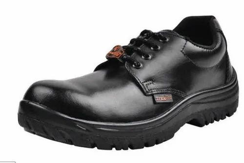 Safety Shoes - Brown Safety Shoes Manufacturer from New Delhi