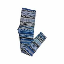 Cotton Straight Fit Womens Printed Legging, Features: Strechable
