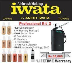 IWATA Professional Airbrush Makeup Kit - 3
