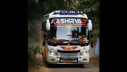 Coimbatore Tourist Bus Rental, Seating Capacity: > 45 Seater, 1