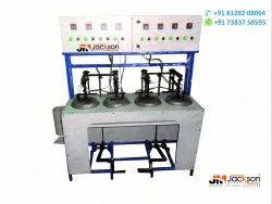 compact khakhra roasting machine