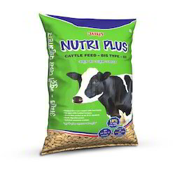 25, 50 Kg. Printed Cattle Feed & Animal Feed Bag