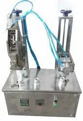 Riddhi Lami / Plastic Tube Sealer & Cutter Pneumatic
