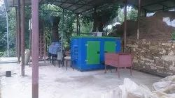 ESB-R24 - 24KW Standalone Biomass Gasifier With Canopy