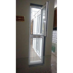 Residential Glossy UPVC Single Openable Swing Window, Size/Dimension: 5 X 3 Feet, Glass Thickness: 8 Mm