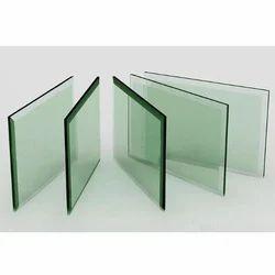 8 X 4 Feet Transparent Floating Glass