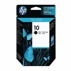 HP 10 Black Ink Cartridge C4844A