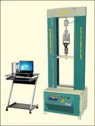 Double Pillar Tensile Testing Machine