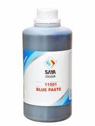 Waterbase Pigment Paste