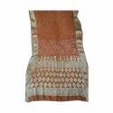 Casual Wear Bandhani Silk Saree