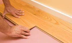 Interlocking Vinyl Flooring