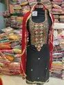 Jaipuri Premium Suit on Modal Chanderi