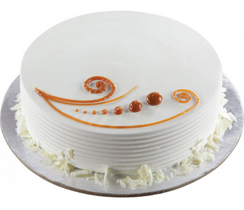 Cgc1176 Classic Vanilla Cake At Rs 475 Piece वन ल क क