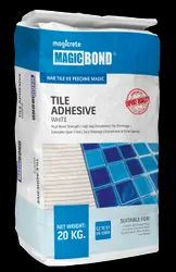 Tile Adhesive - White