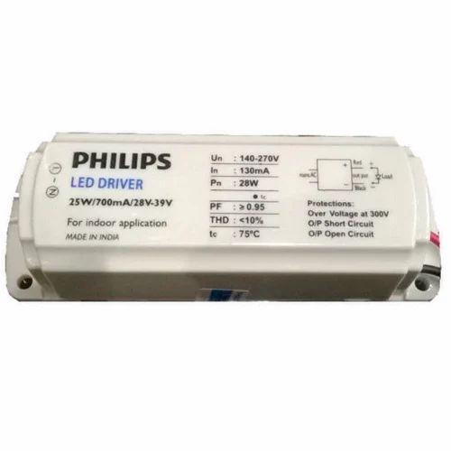 PHILIPS LED Driver Distributors Delhi,India - Philips LED Driver 50W