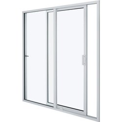 Office Aluminium Sliding Door