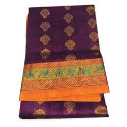 Silk Party Wear Patola Sarees with Blouse Piece