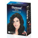 Diamond Henna Hair Color Natural Black For Personal