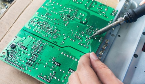 PCB Assembling Work, Pcb Assembly Service - India Circuit