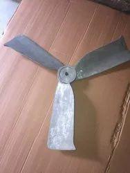 Aluminum Impeller 8 Blade Dia  355 mm