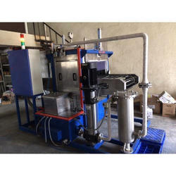 Auto Part Cleaning Machine