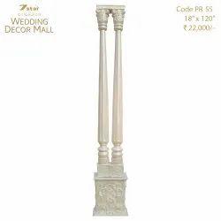 PR55 Fiberglass Pillar