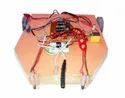 Project Science 89c2051 Microcontroller At Based Line Follower Robot Project