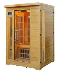 Far Infrared Sauna Deluxe