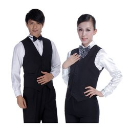 Nylon Waiter Uniform