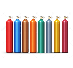Specialty Gases, 99.9% Pure