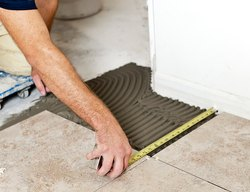 Floors Tile Installations