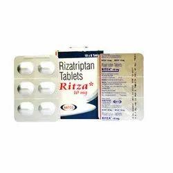 Rizatriptan (10mg) Ritza Tablets