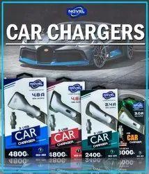 Novel car charger