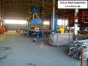 Conveyorised Painting Plant for Scaffolding System