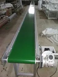 Aluminum Section Belt Conveyor