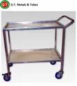 Gt Metal Ss Transport Trolley