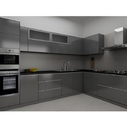 Stainless Steel Modular Kitchen, Warranty: 15-20 Years