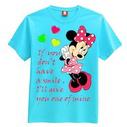 788898818 Kids Cotton T Shirts at Best Price in India