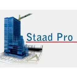 Offline STAAD Pro Advanced Software, For Structure Design, Windows