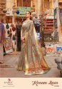 Rajtex Konam Linen Saree Catalog Collection