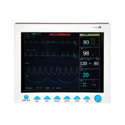 3 lead 15-380 bpm Contec CMS 8000 Patient Monitor, for Clinical Use
